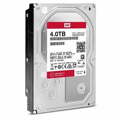 """Disco duro Western Digital Red 4TB SATA 6 Gb/s 3.5"""""""