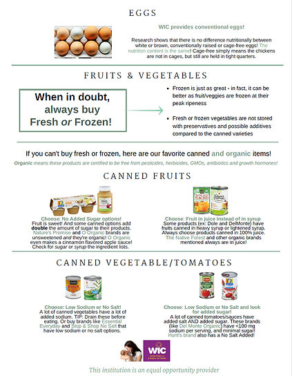 WIC Healthier Food Options 2.png
