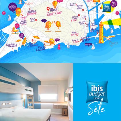 IBIS BUDGET HOTELS : QUE FAIRE A SÈTE ?