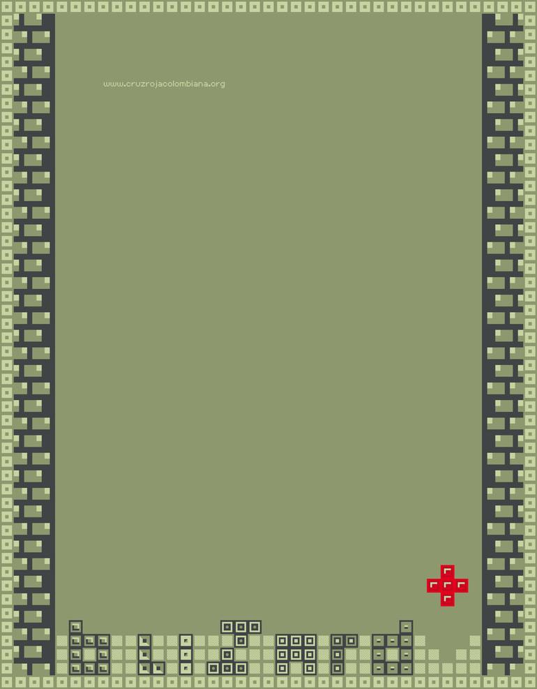 Red cross - blizard