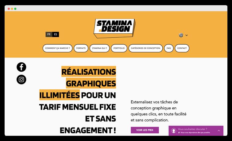 Stamina Design