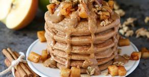 Herfstige wortel pannenkoeken (glutenvrije)