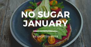 No Sugar January - 30 dagen geen suiker challenge!