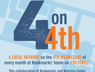 4 on 4th Local Authors Series