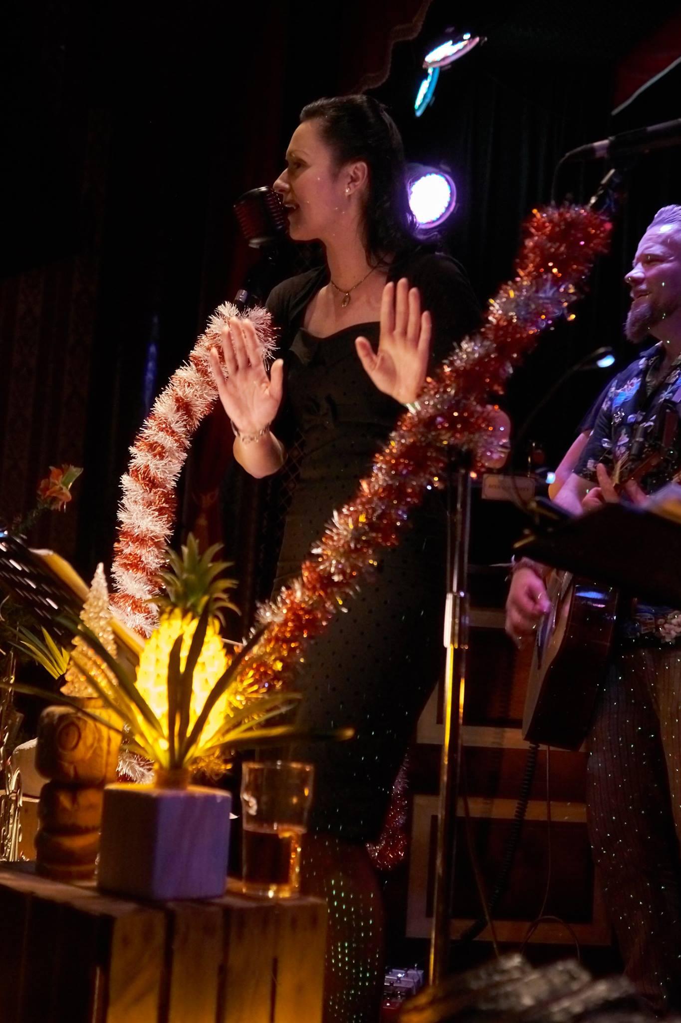 Jessi D. on Stage < 3