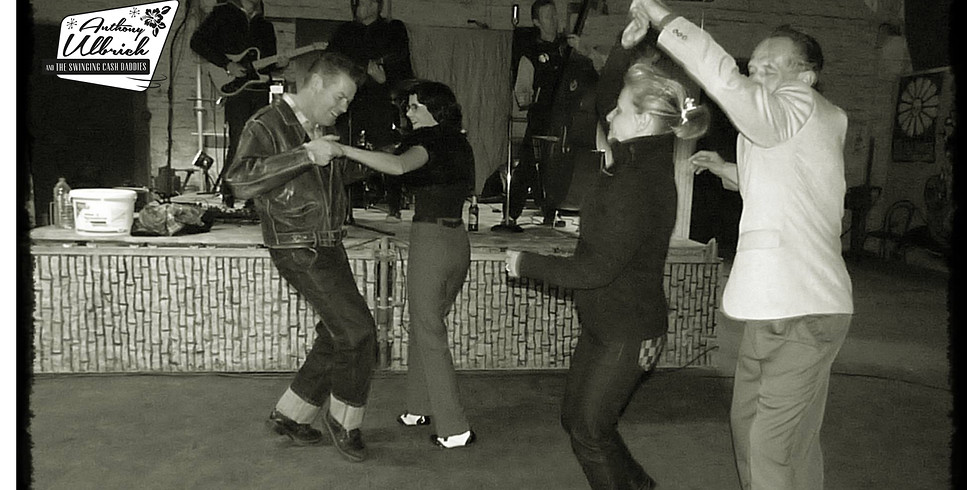 "TSCD ""Ho´oponopono-Tiki-Freakout-Jump-Swing"" Live @ Honky Tonky Burger Heart Leipzig City"