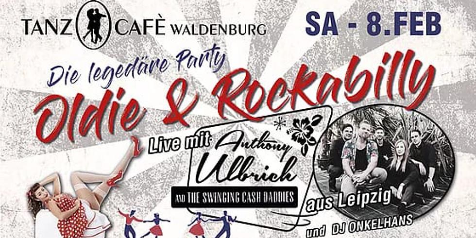 TSCD Swing & Roll - Do The Stroll @ Tanzcafé Waldenburg