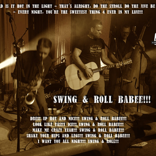Swing & Roll - Do The Stroll!?! | Anthony Ulbrich & The