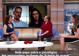No programa da Cátia Fonseca