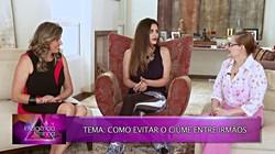 Programa com a Patrícia Salvador
