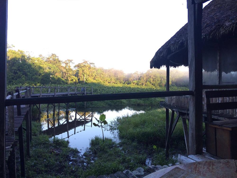 Kapawiエコロッジ