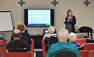 Service d'animation pour personnes âgées, maison de retraite haute ville de la ville de Québec