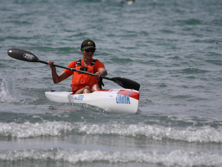 TARA MAKES VIRTUAL PADDLING CHAMPS PLEA
