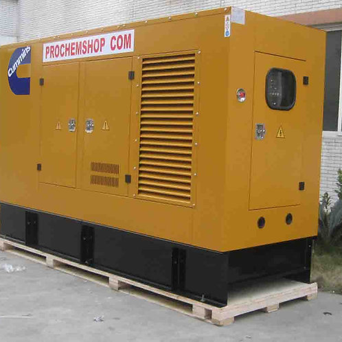 Cummins 300kw Standard Steel Generator Package