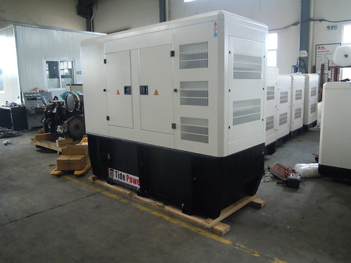 Cummins 30kw Standard Steel Generator Package