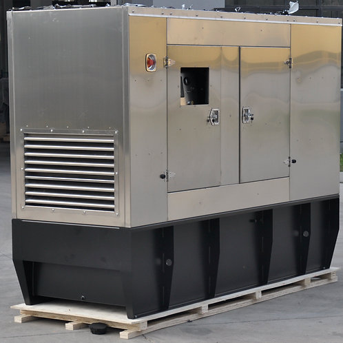 Volvo 125kw Stainless Steel Generator Package
