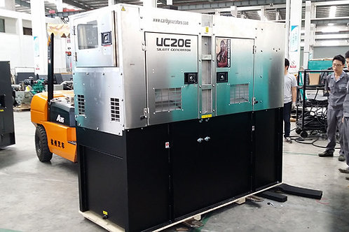 Kubota 20kw Stainless Steel Enclosure Generator Package