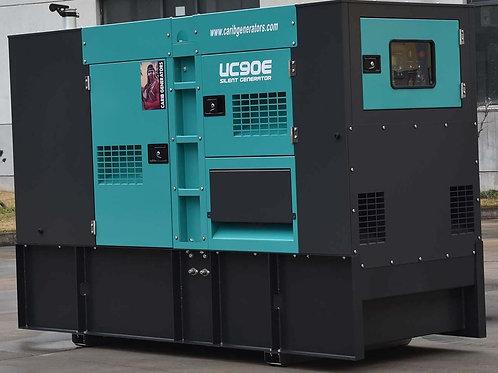 FAW 90kw Standard Steel Generator Package