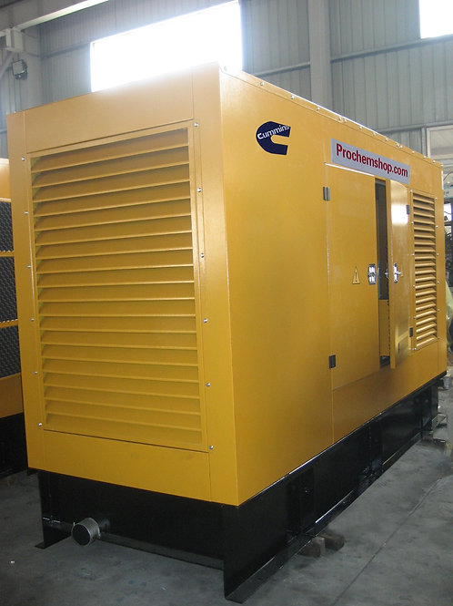 Perkins 200kw Standard Steel Generator Package
