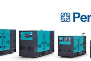 Perkins 9kw standard steel enclosed diesel generator package