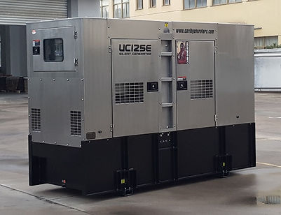 Cummins diesel generators complete packages. 20kw to 2000kw, silent enclosure, 200+ gallon base mounted fuel tanks, automatic transfer switch included