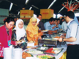 Catering, clown, malaysia, magician, magic show, birthday party