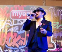 Malaysian no 1 Rock singer, Awie