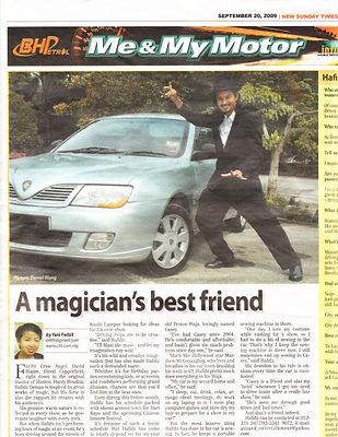 Hafidz Osman, Hafiz Osman, Hafiz Othman, Magician Malaysia, Magician, illusion, Hafidz the Wizard, Hafiz the wizard, magic show, illusion's show, illusionist Malaysia,