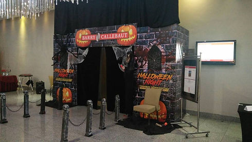 Annual Dinner Halloween Theme by Wizard Entertainment Event Managemen Company Malaysia