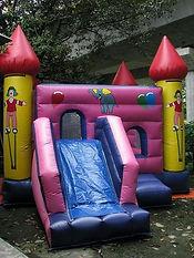 clown, malaysia, inflatable bouncer, magician, magic show, uncle tickle the clown, clown