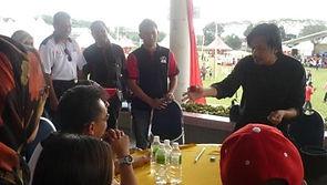 Hafiz the Magician, Malaysia