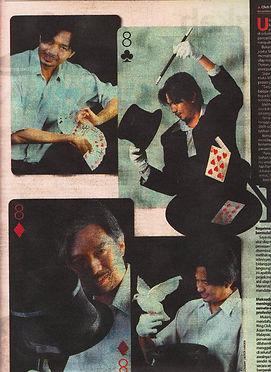 Hafiz the wizard, Hafidz the wizard, magician, illusionist, Hafidz Osman, Hafiz Osman, magic show, illusion show, Hafiz Othman, Magician Malaysia