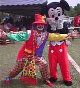 Clown, Mascott.