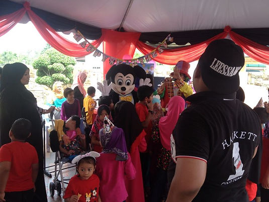 Party Magical Clown Malaysia(Badut), Magician, Shah Alam, Selangor, Ampang, Damansara,