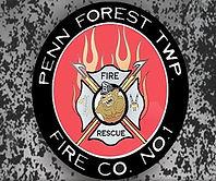 Penn Forest Fire