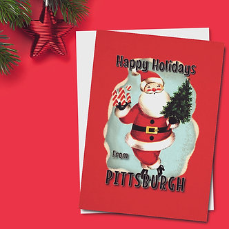 Christmas - Item #C10327 (Multi-Packs of 10 or 20 cards)
