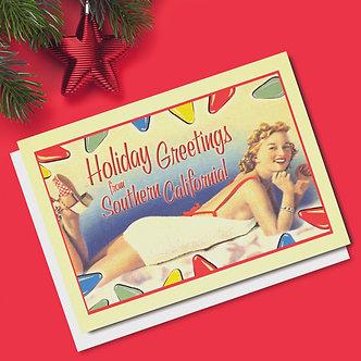 Christmas - Item #C10378 (Multi-Packs of 10 or 20 cards)