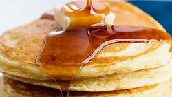 Full Breakfast - 2 Pancakes