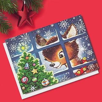 Christmas - Item #C10334 (Multi-Packs of 10 or 20 cards)