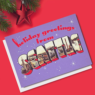 Christmas - Item #C10375 (Multi-Packs of 10 or 20 cards)
