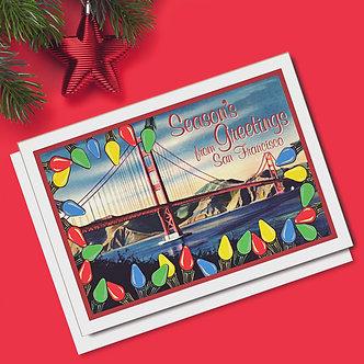 Christmas - Item #C10384 (Multi-Packs of 10 or 20 cards)