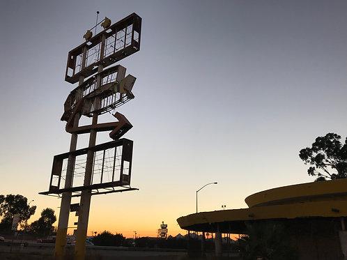 Abandoned Motel, Tucson Arizona
