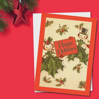 Christmas - Item #C10336 (Multi-Packs of 10 or 20 cards)
