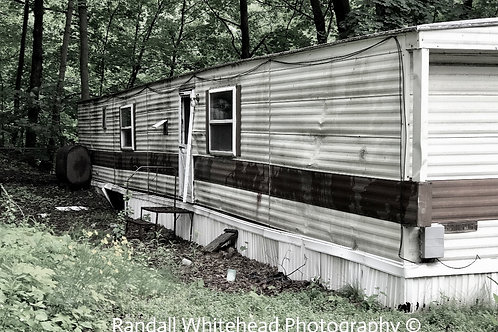 Abandoned Trailer, Knoxville Tennessee