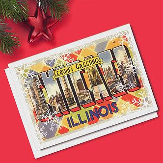 Christmas - Item #C10380 (Multi-Packs of 10 or 20 cards)