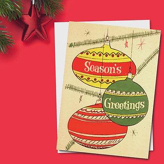 Christmas - Item #C10349 (Multi-Packs of 10 or 20 cards)