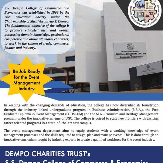 Dempos Certificate Course