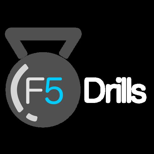 f5 drills logo