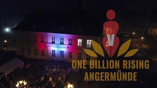 One Billion Rising Angermünde 2021