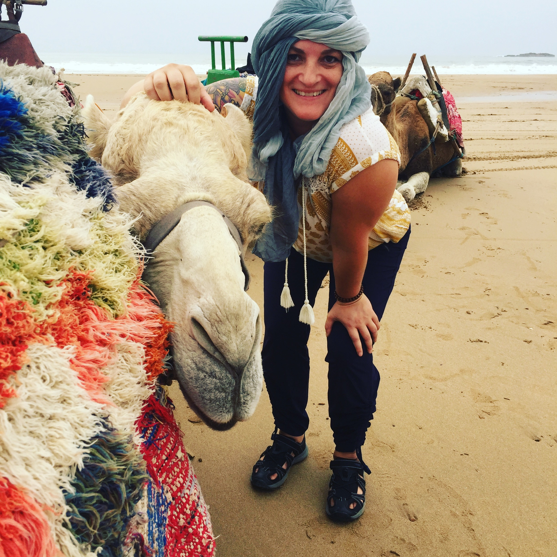 Morocco Camel